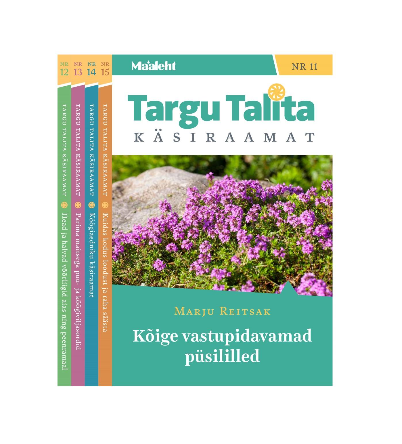 Targu Talita sari. Raamatud nr 11-15