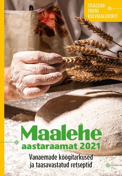 Maalehe aastaraamat 2021