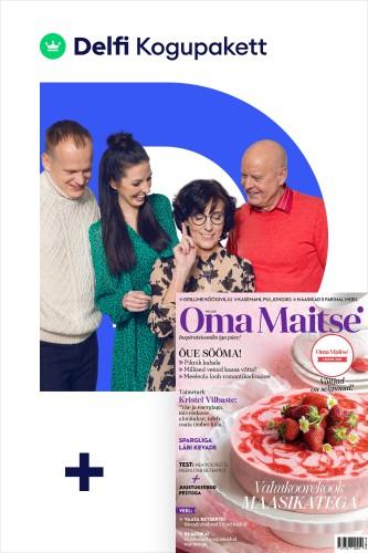 Delfi Kogupakett + Oma Maitse